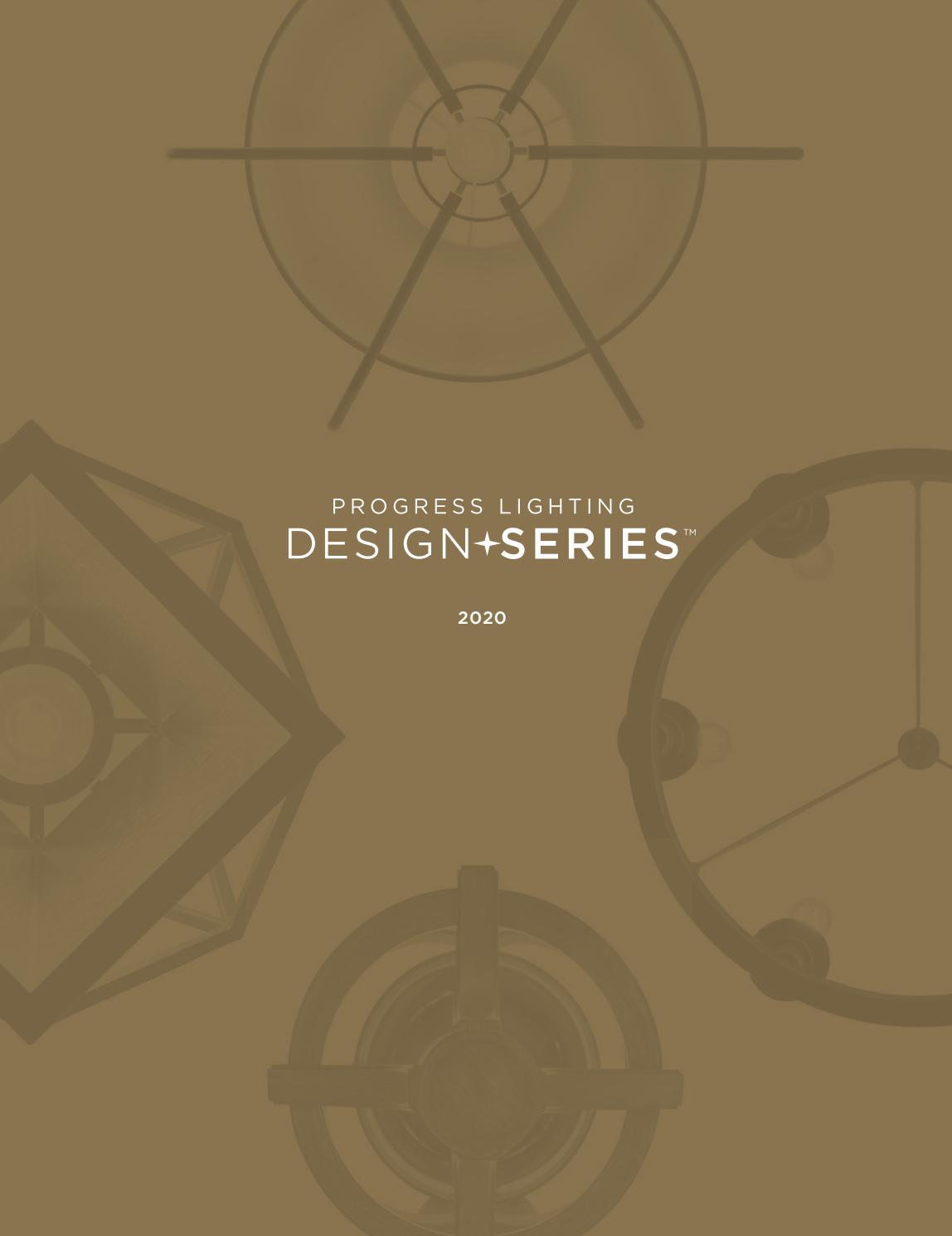 progress lighting 2020 design series