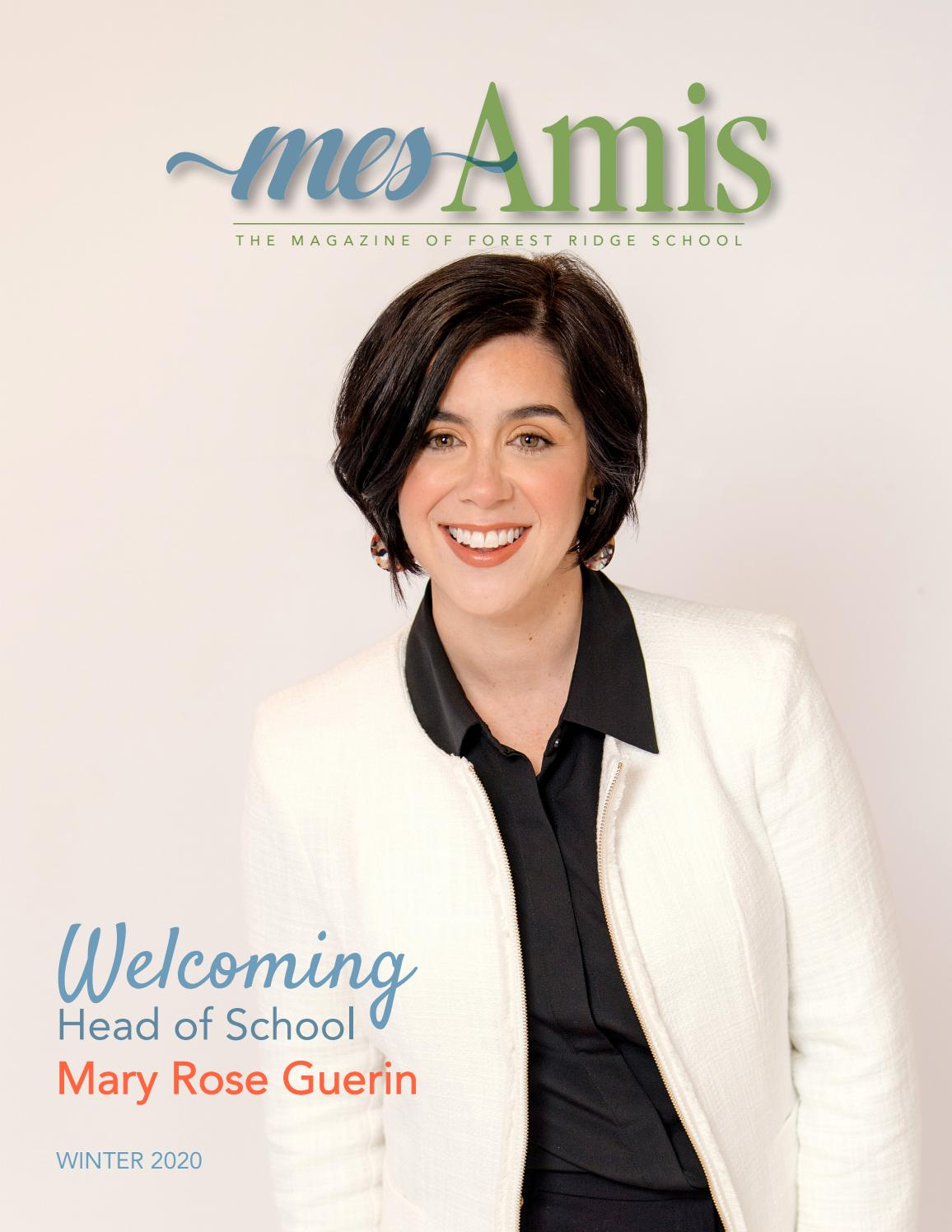 Mes Amis Meaning : meaning, Winter, Forest, Ridge, School, Issuu