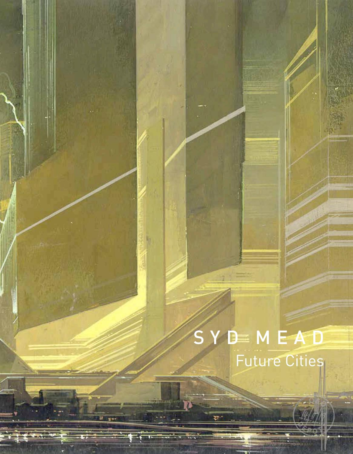 Syd Mead Concept Art : concept, Baukunst, Issuu