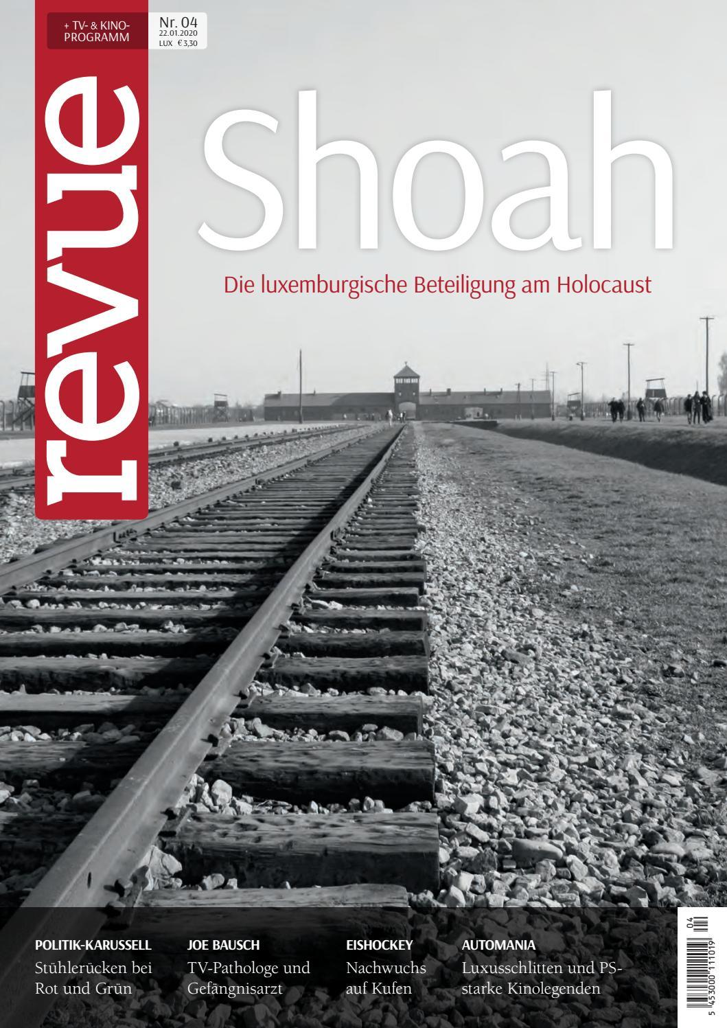 revue 2020 04 by revue de magazin fir