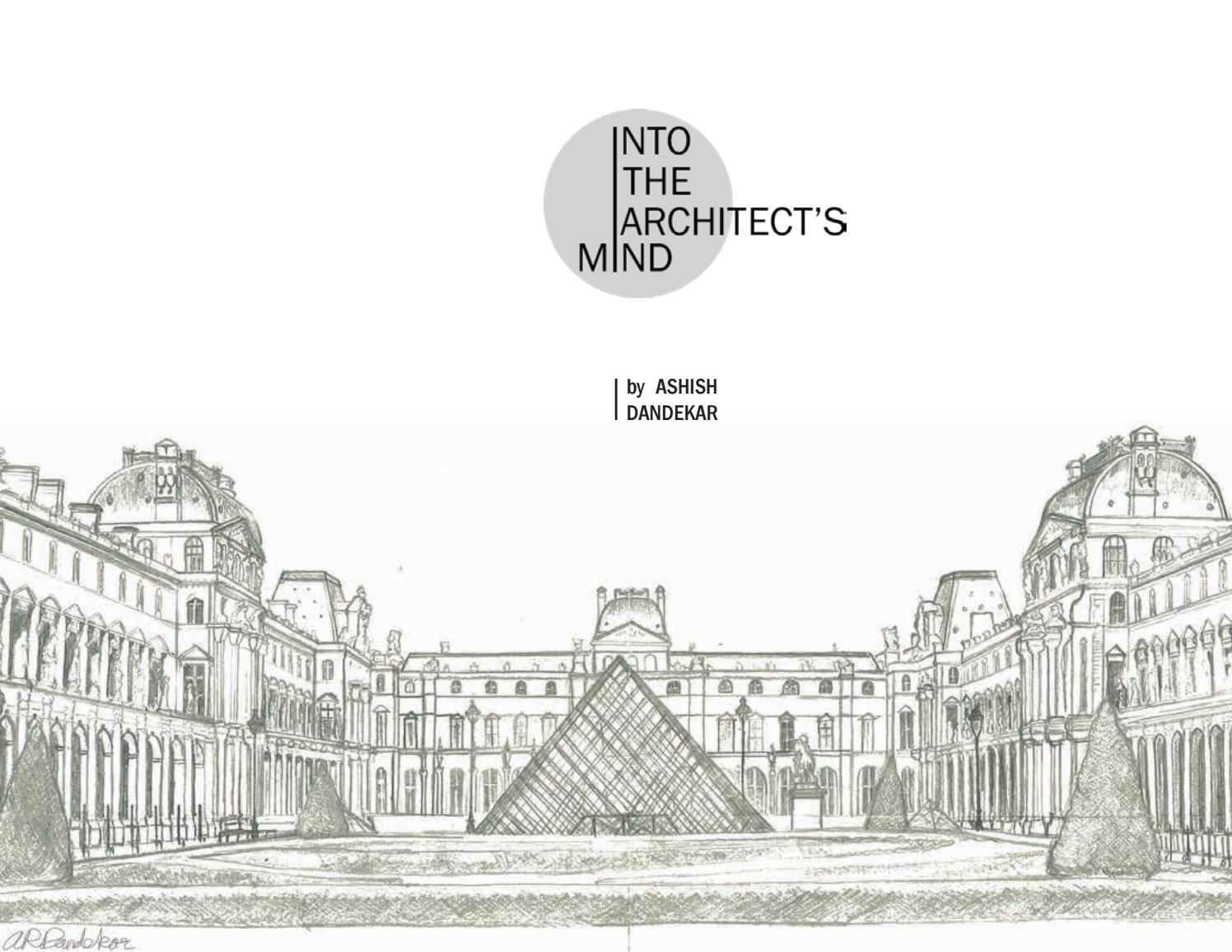 Architecture Portfolio by Ashish Dandekar by Ashish
