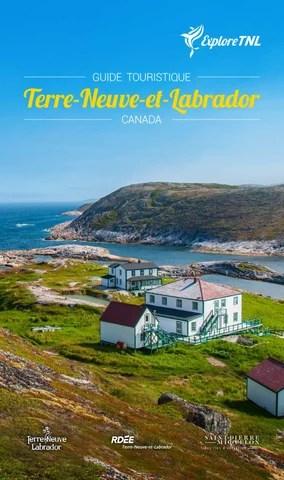 Embruns Du Couchant Wow : embruns, couchant, Guide, Touristique, Terre-Neuve-et-Labrador, 2020-2021, 11ème, édition, ExploreTNL, Issuu