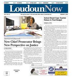 Loudoun Now for Feb. 6 [ 1500 x 1320 Pixel ]