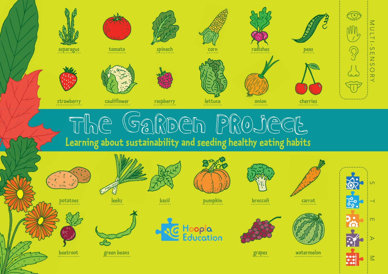 The Garden Project Teacher S Manual By Hoopla Education Issuu