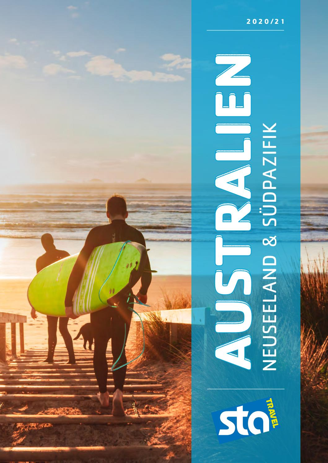 Australien Neuseeland Suedpazifik 2020 21 Ceu By Sta Travel Ltd Issuu