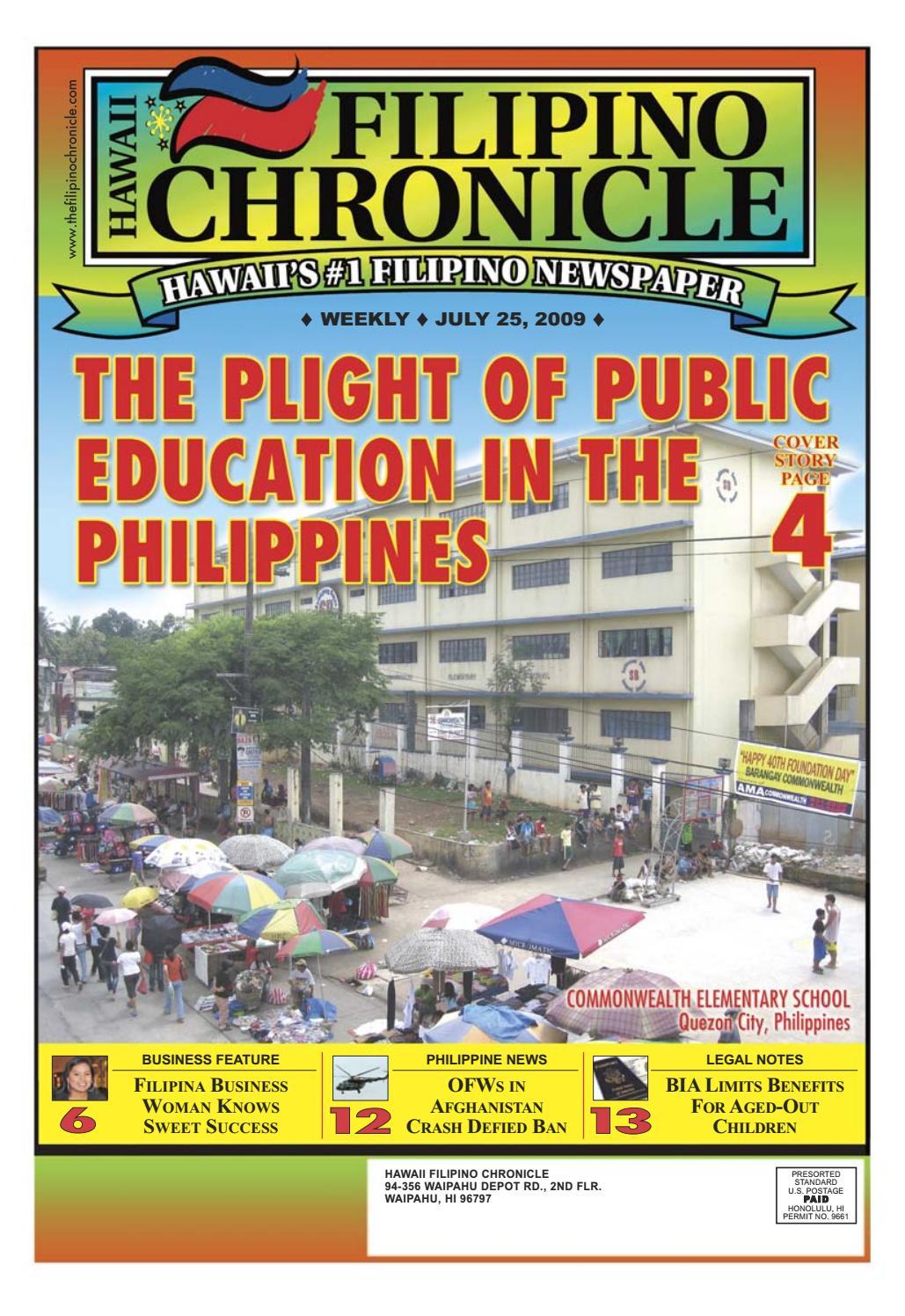Download Video Adu Bagong : download, video, bagong, Hawaii, Filipino, Chronicle, Issuu