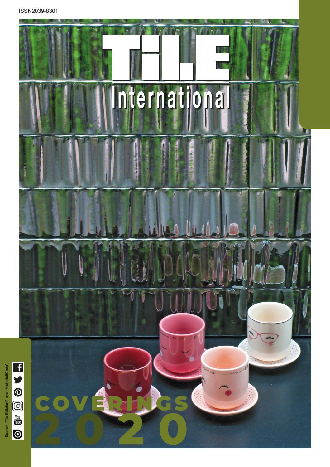 tile international 1 2020 by tile