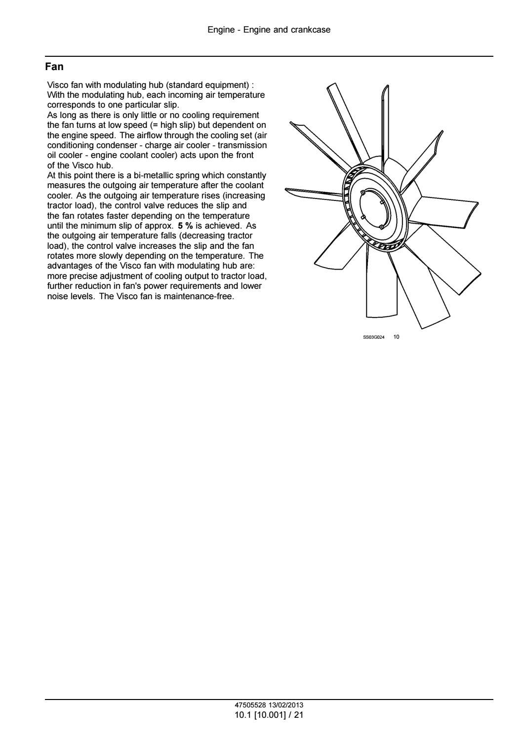 STEYR CVT 6195 Tractor Service Repair Manual by azx2nx7e