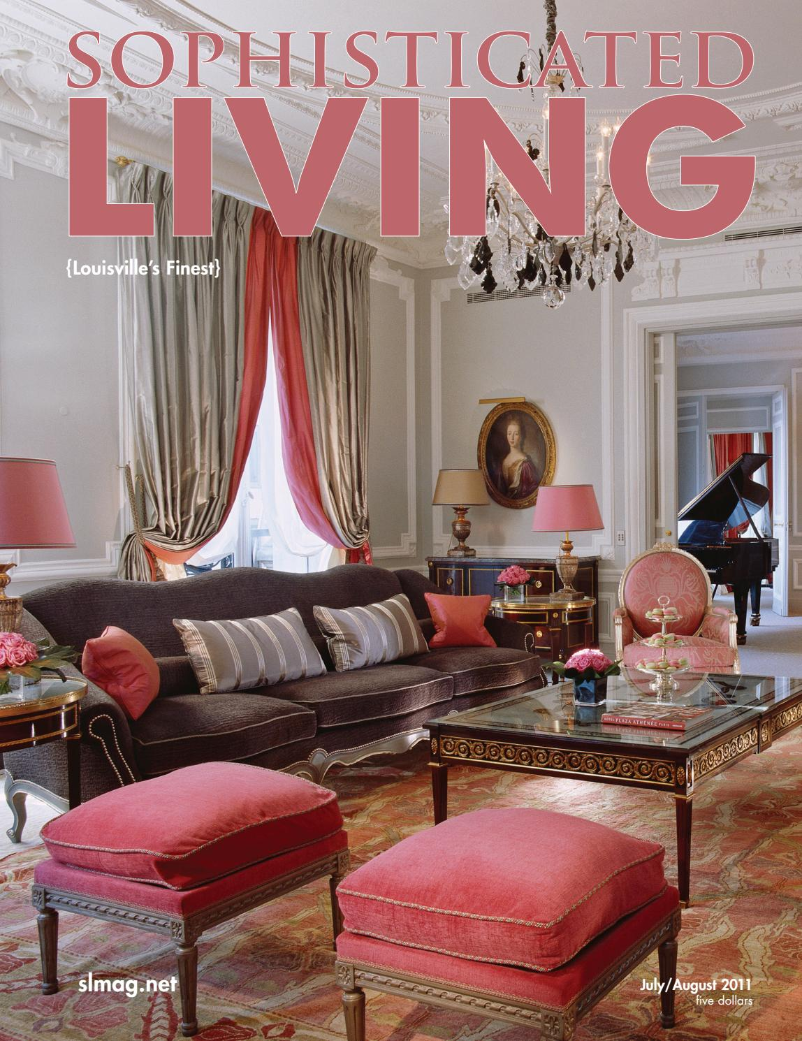 Plus Belle La Vie 3908 : belle, Sophisticated, Living, Louisville, July/August, Magazine, Issuu