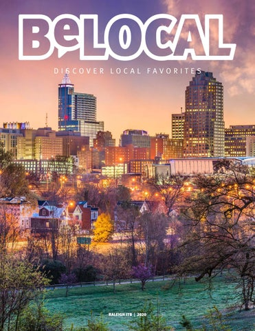 belocal raleigh itb by n2 publishing