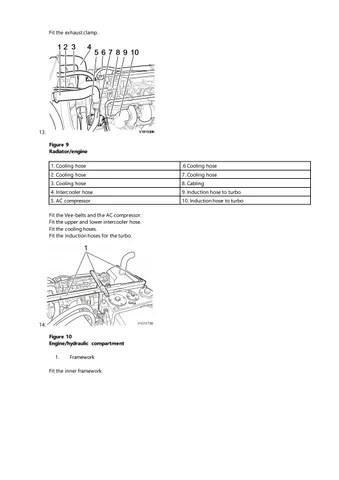 Volvo EW200B Wheeled Excavator Service Repair Manual by