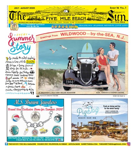 WILDWOOD SUN BY THE SEA 2020 by The Sun by-the-sea - Issuu