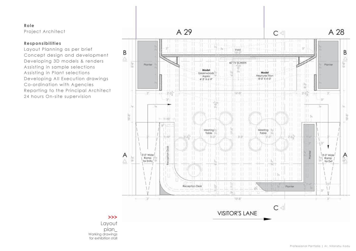 Nilanshu Kadu_Professional Architecture Portfolio by