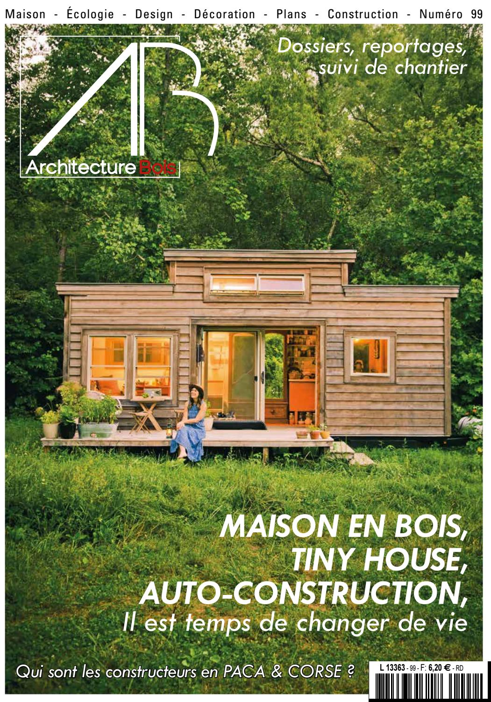 architecture bois magazine aout