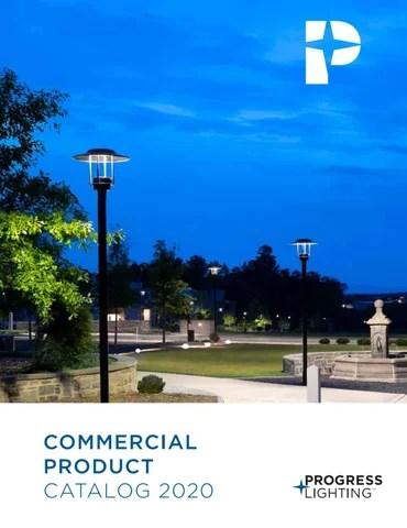 progress lighting commercial product