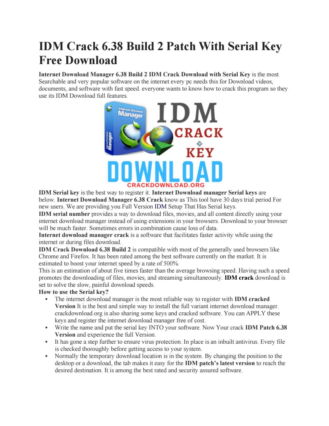 Cara Update Idm Crack : update, crack, Crack, Build, Patch, Serial, Download, Eilidh9001, Issuu