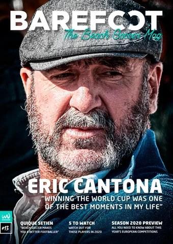 Watkins recalls famous cantona speech. Barefoot The Beach Soccer Mag Issue 13 By Beach Soccer Worldwide Issuu