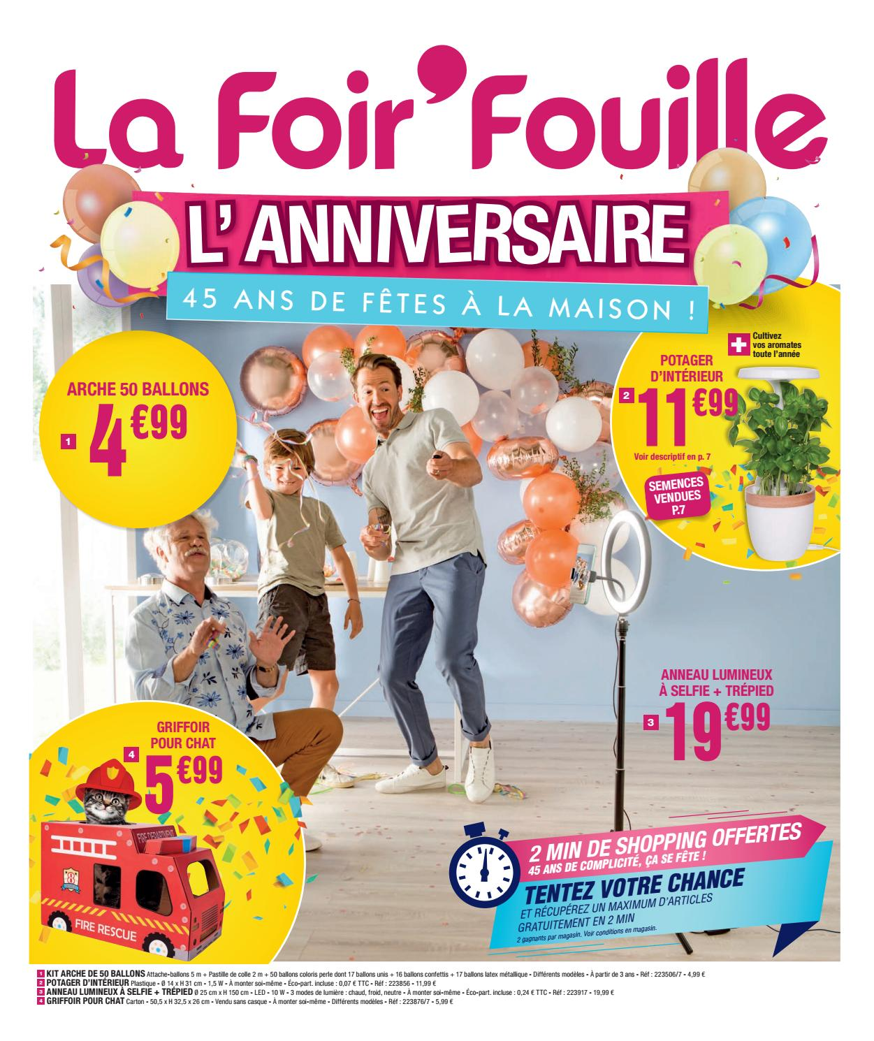 Catalogue 2021 A By La Foir Fouille Issuu