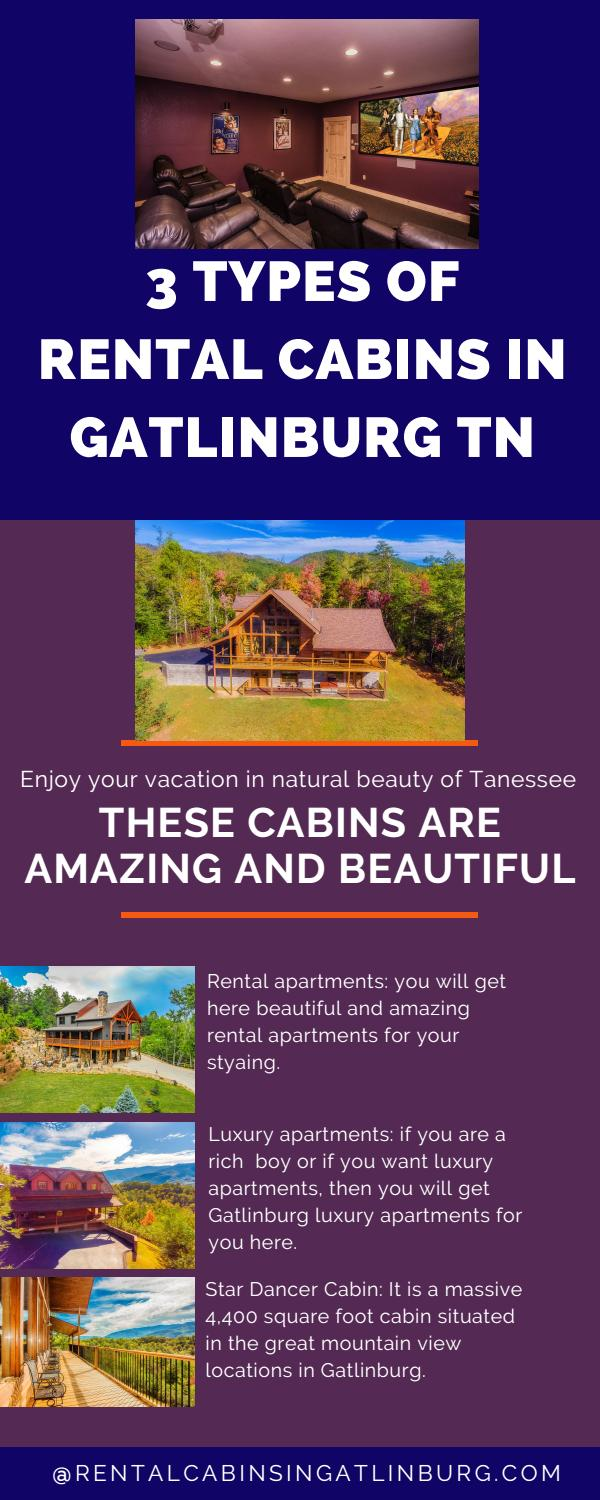 Cabins For Sale In Gatlinburg Tn By Owner : cabins, gatlinburg, owner, Types, Rental, Cabins, Gatlinburg, Barry, Gilbert, Issuu
