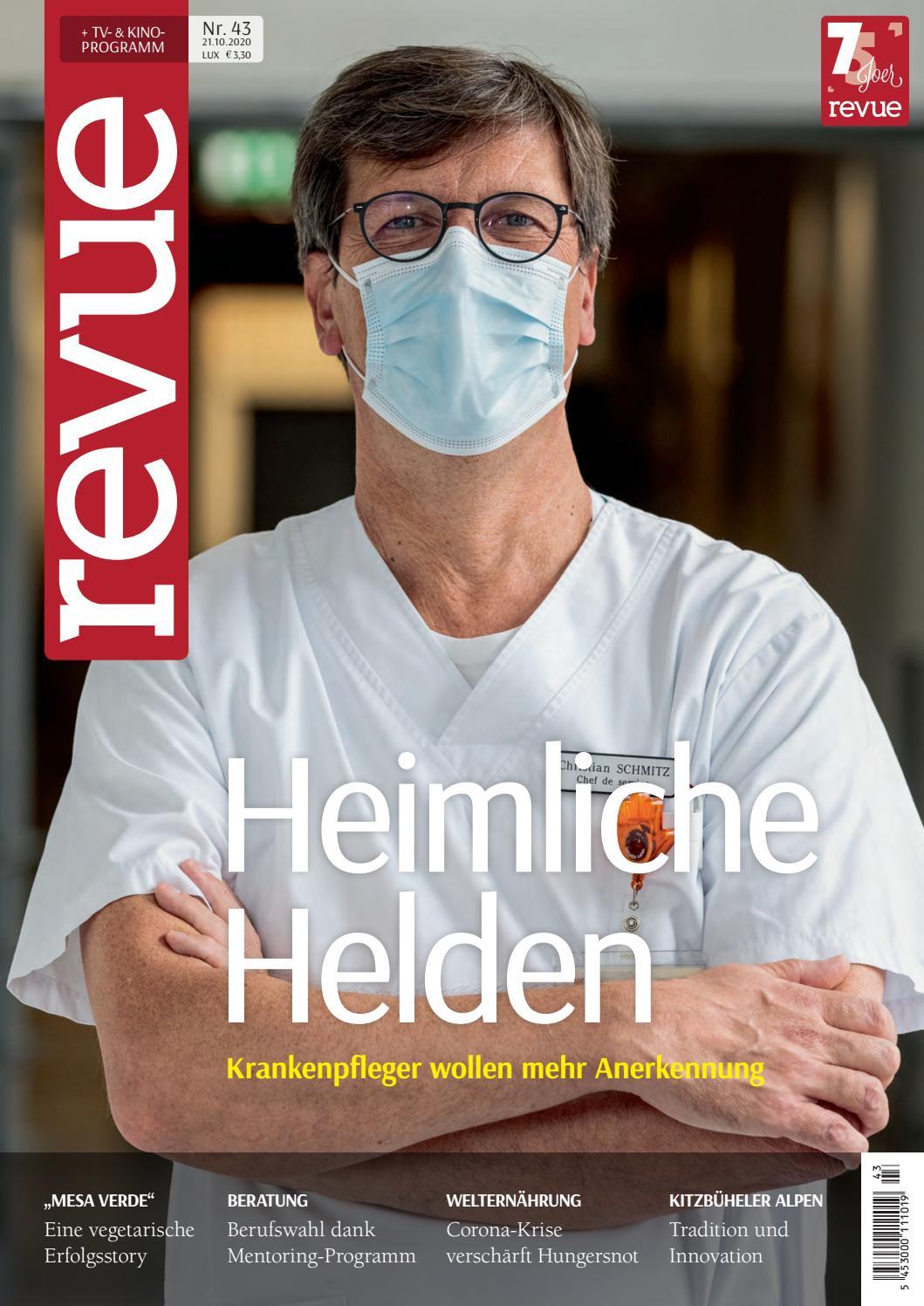 revue 2020 43 by revue de magazin fir