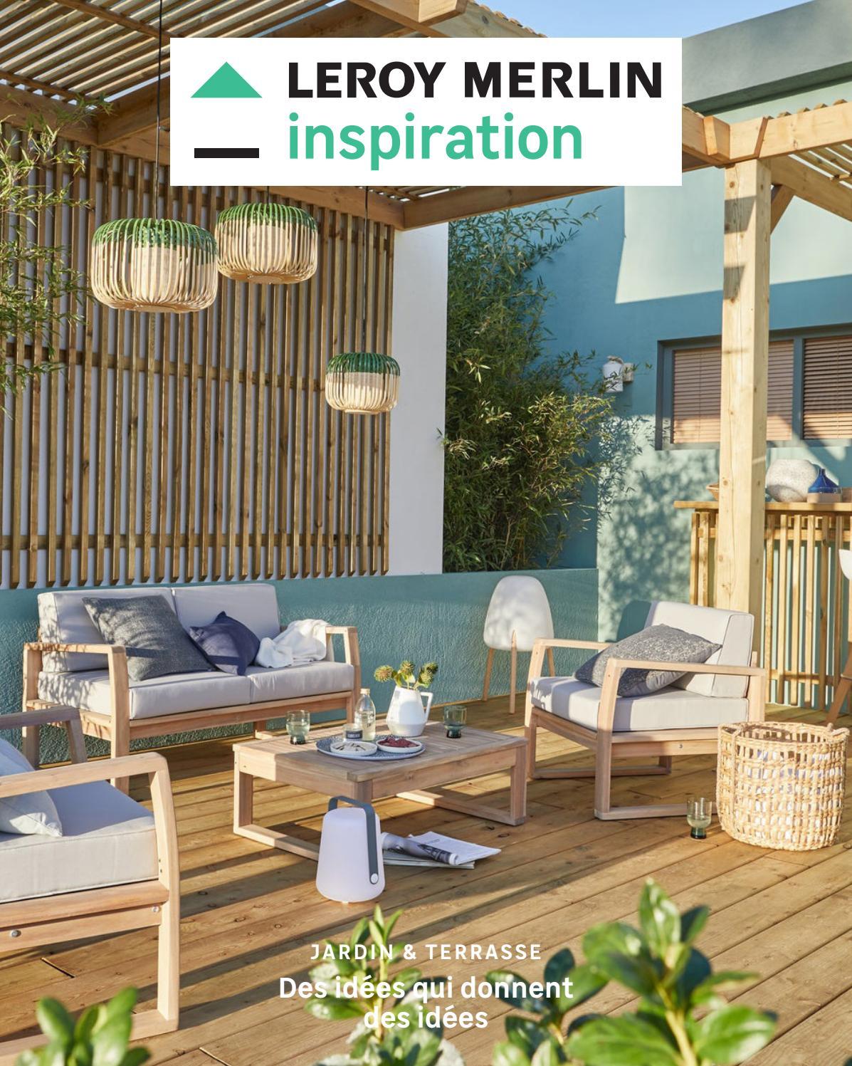 Leroy Merlin Guide Jardin 2020 By Agencecourtcircuit Issuu