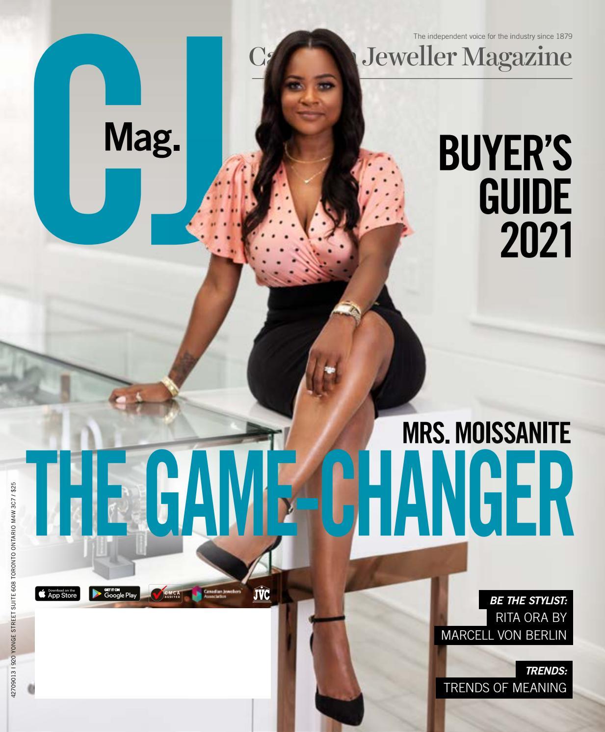 Plus Belle La Vie 3887 : belle, Buyers, Guide, Canadian, Jeweller, Magazine, Issuu