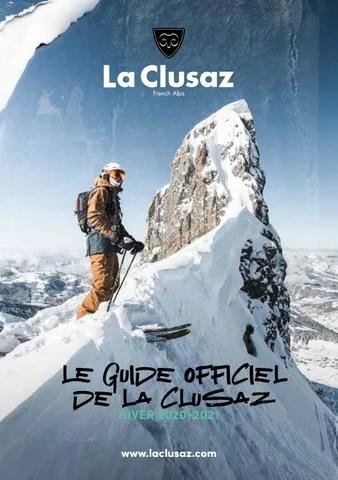 La Clusaz Office Du Tourisme : clusaz, office, tourisme, Clusaz, Guide, Pratique, Hiver, 20-21, Office, Tourisme, Issuu