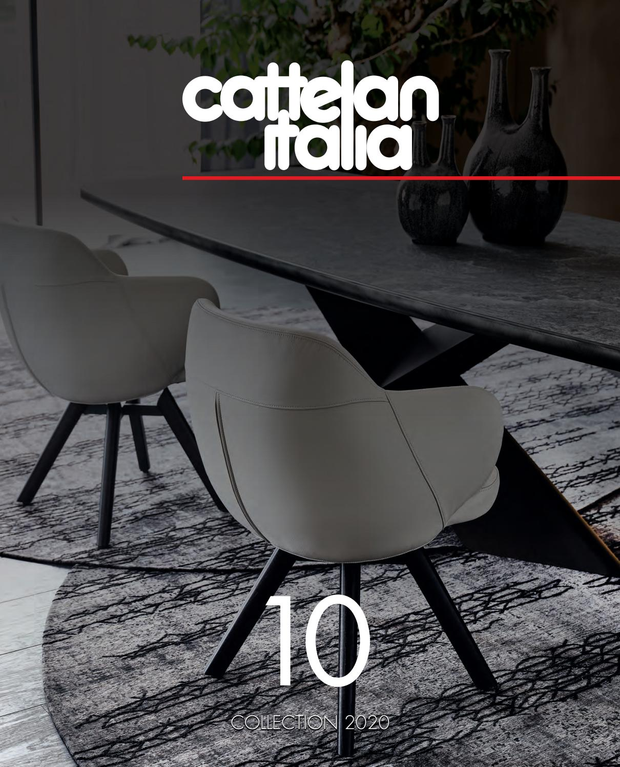 Cattelan Italia Catalog 2020 By Colifac En Krea Issuu