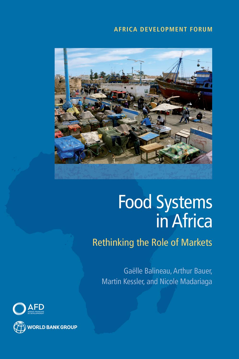 food systems in africa rethinking the