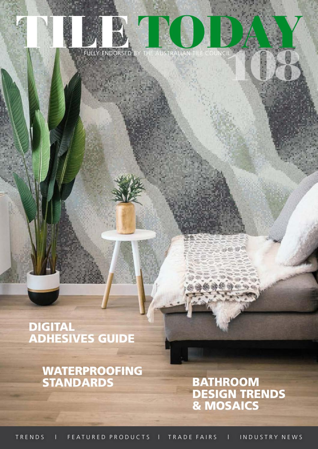 tile today issue 108 march 2021 by