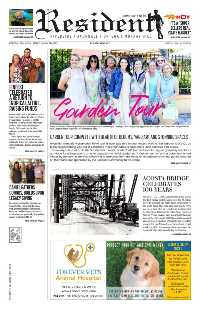 Resident Riverside June 2021 By Resident Community News Group Issuu