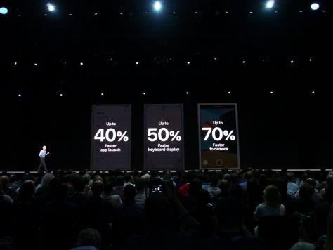 分離プランは1つの端末を長く使うとユーザーメリットが出る。iOS 12で旧端末が高速化されることと相まって、買い替えサイクルが伸びる可能性はありそうだ