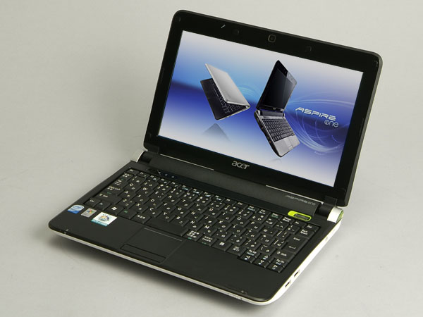 Acer Aspire One Netbook 2010