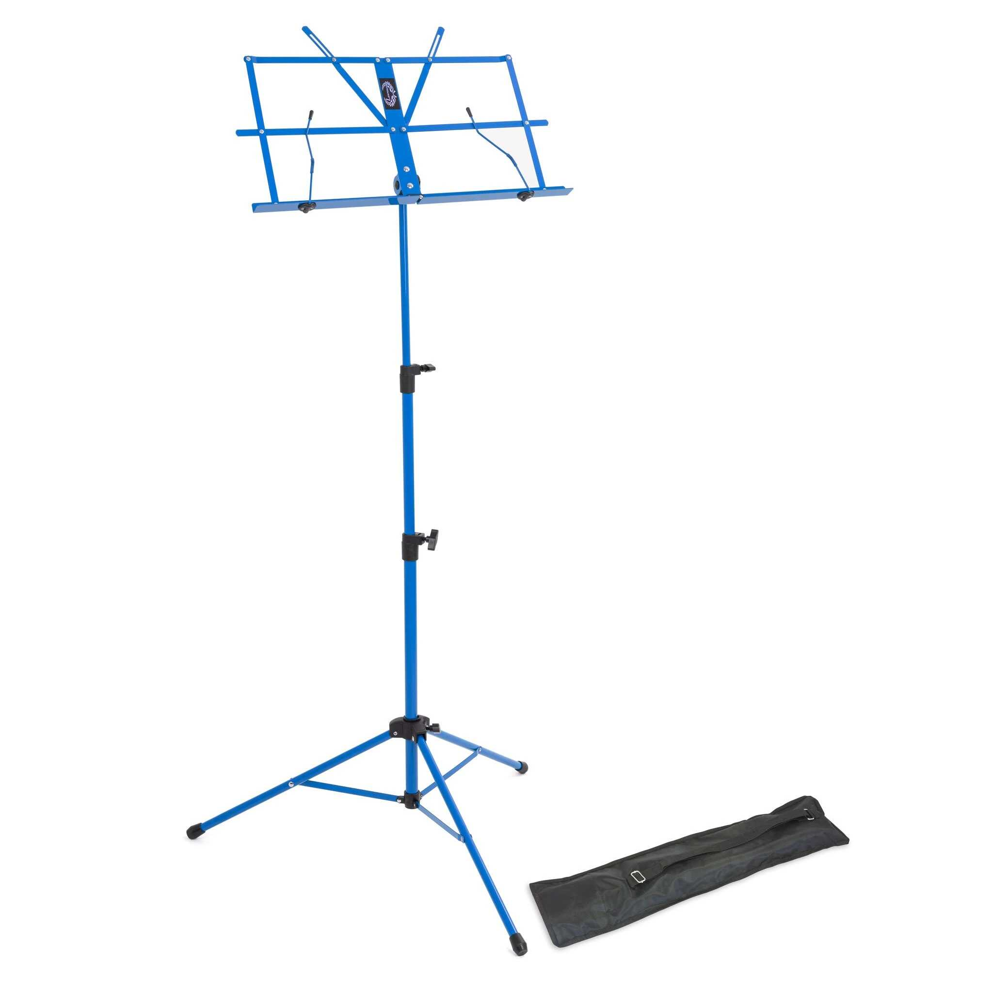 Lawrence Lms02 Foldable Music Stand Various Colours