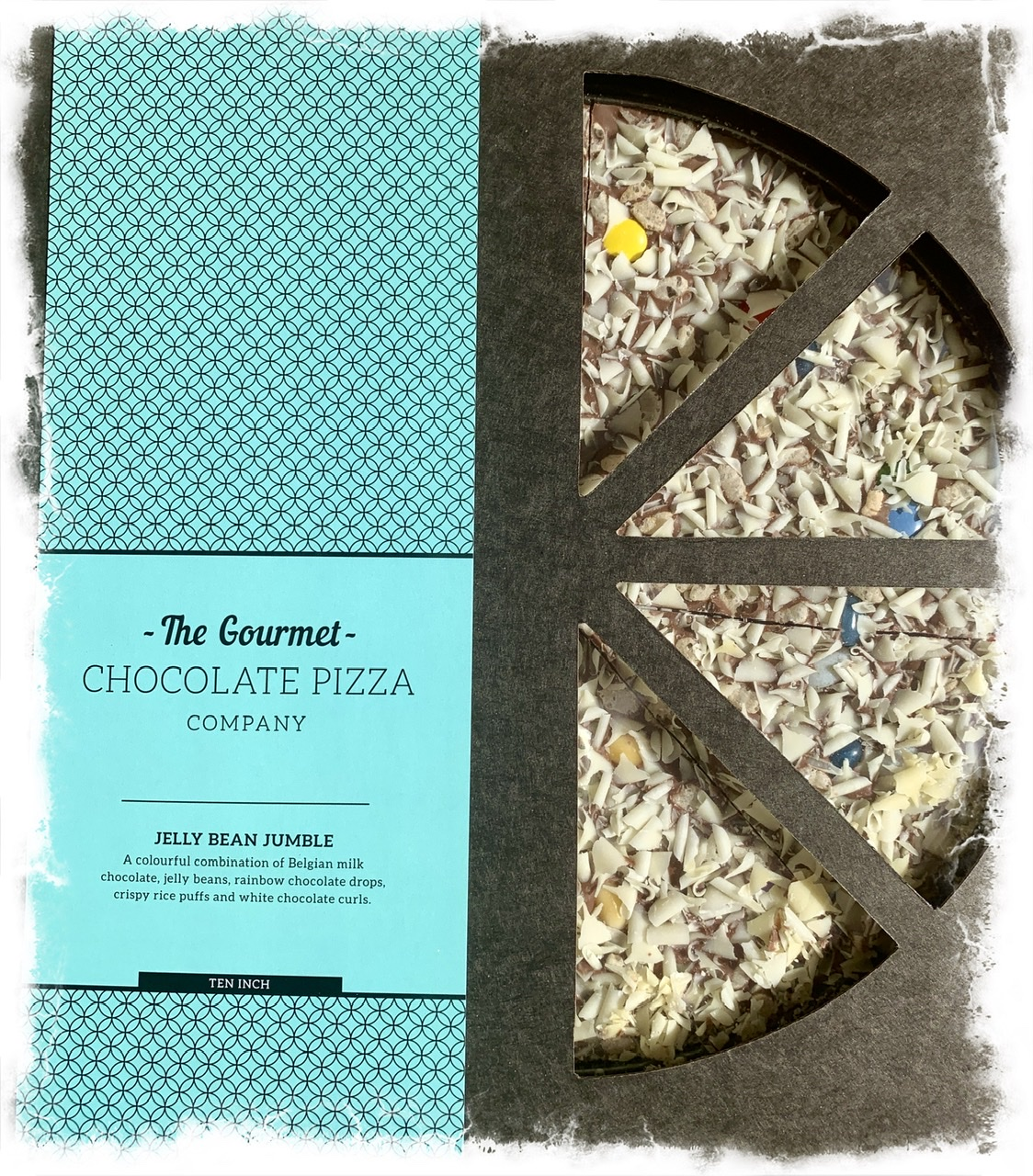 Gourmet Chocolate Pizzas