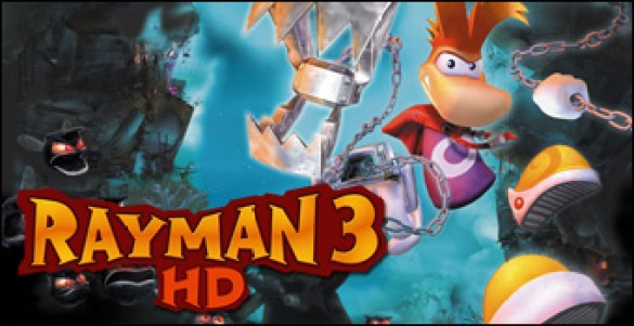"""Résultat de recherche d'images pour """"rayman 3 HD"""""""