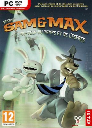 Sam And Max : Sauvez Le Monde : sauvez, monde, Saison, Au-Delà, Temps, L'Espace, Jeuxvideo.com