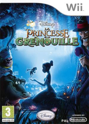 La Princesse Et La Grenouille Film : princesse, grenouille, Princesse, Grenouille, Jeuxvideo.com