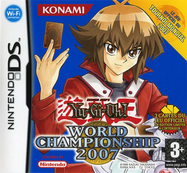 Yu Gi Oh World Championship Tournament 2007 Sur Nintendo