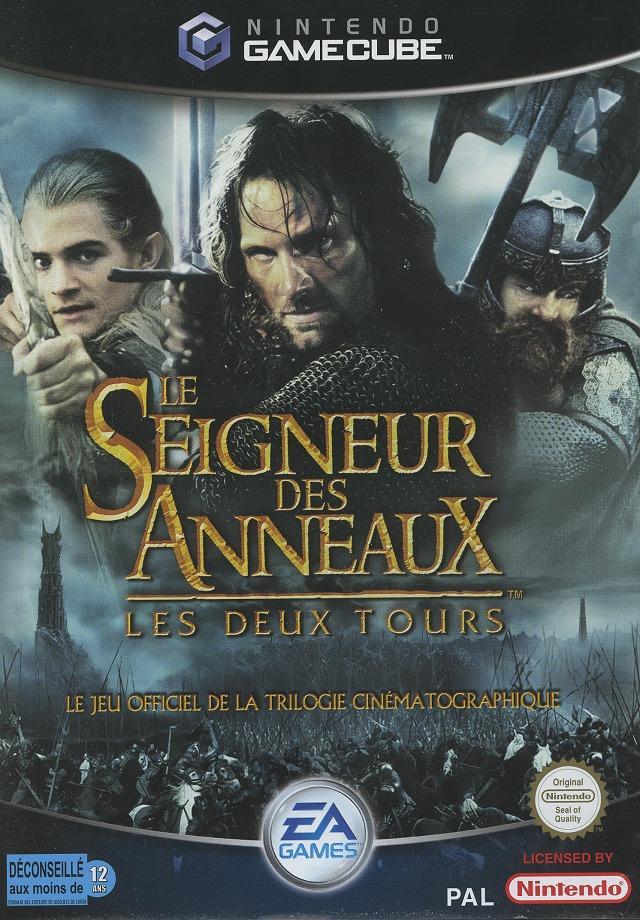 Le Seigneurs Des Anneaux 2 : seigneurs, anneaux, Seigneur, Anneaux, Tours, Gamecube, Jeuxvideo.com