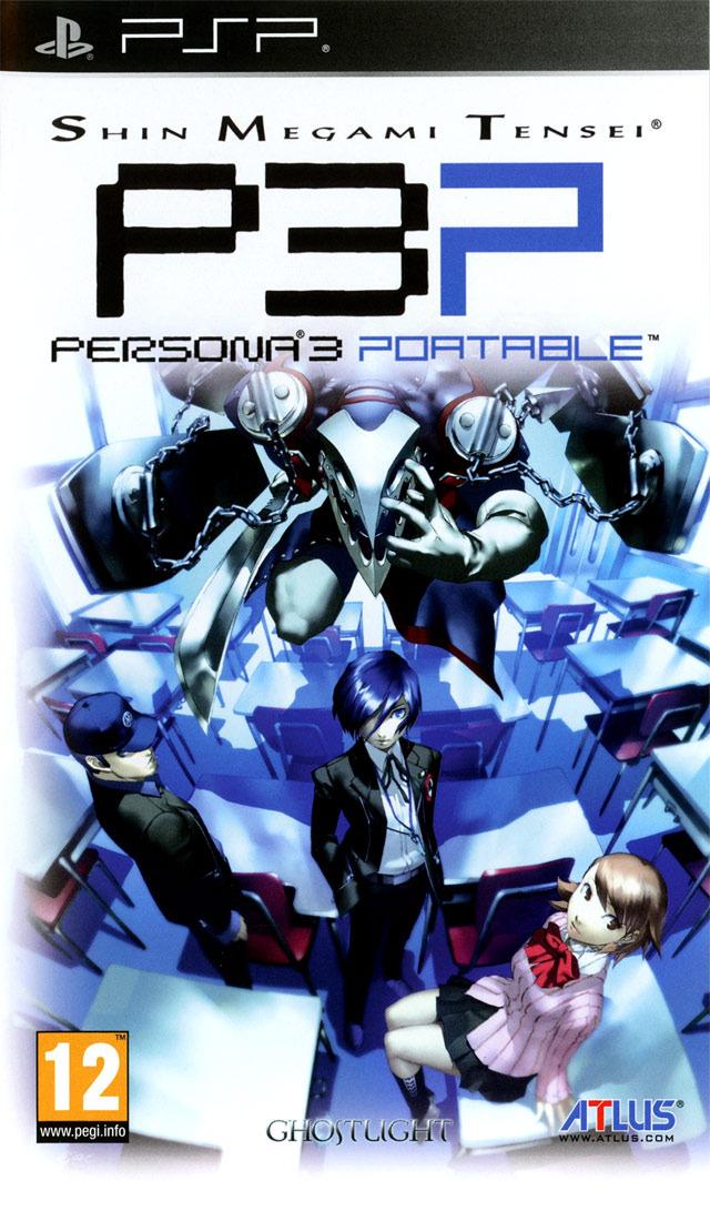 Persona 3 Portable Sur PlayStation Portable