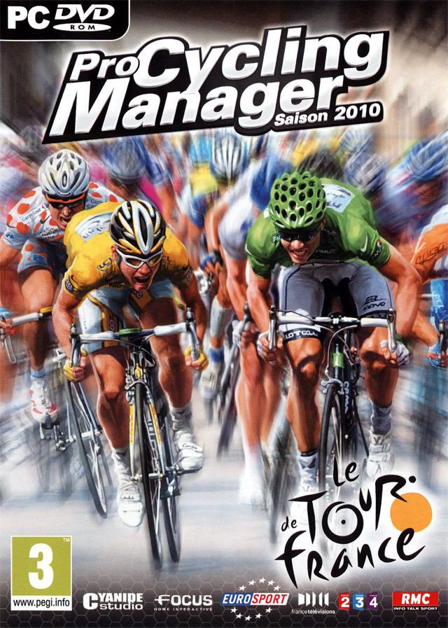 Pro Cycling Manager Saison 2010  Site de Tlchargement
