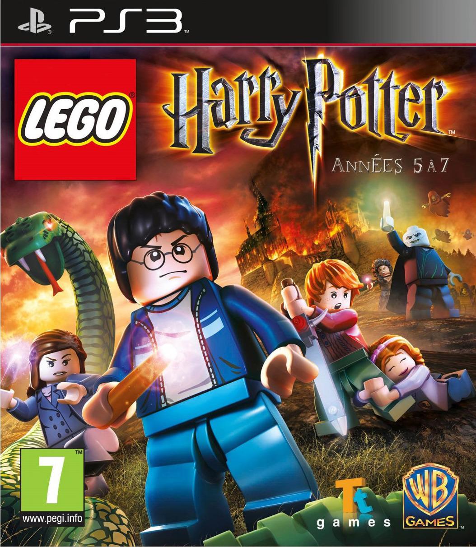 LEGO Harry Potter Annes 5 7 Sur PlayStation 3