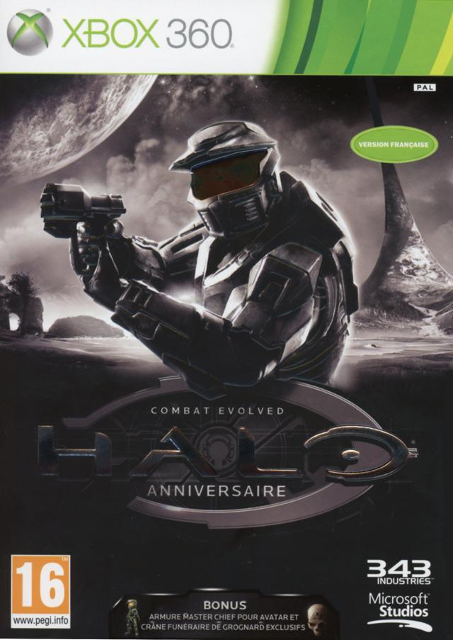 Halo Combat Evolved Anniversaire Sur Xbox 360