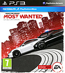Jaquette/Packshot NFS Most Wanted 2012 PS3