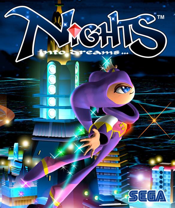 Nights Into Dreams HD Sur PC