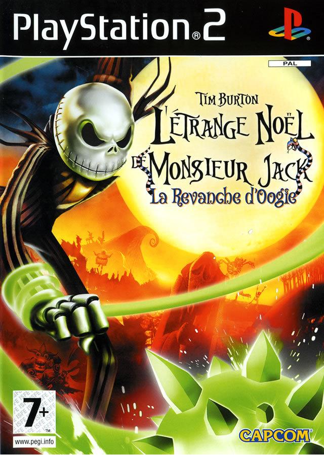 L étrange Noel De Monsieur Jack 2 : étrange, monsieur, L'Etrange, Monsieur, Revanche, D'Oogie, PlayStation, Jeuxvideo.com