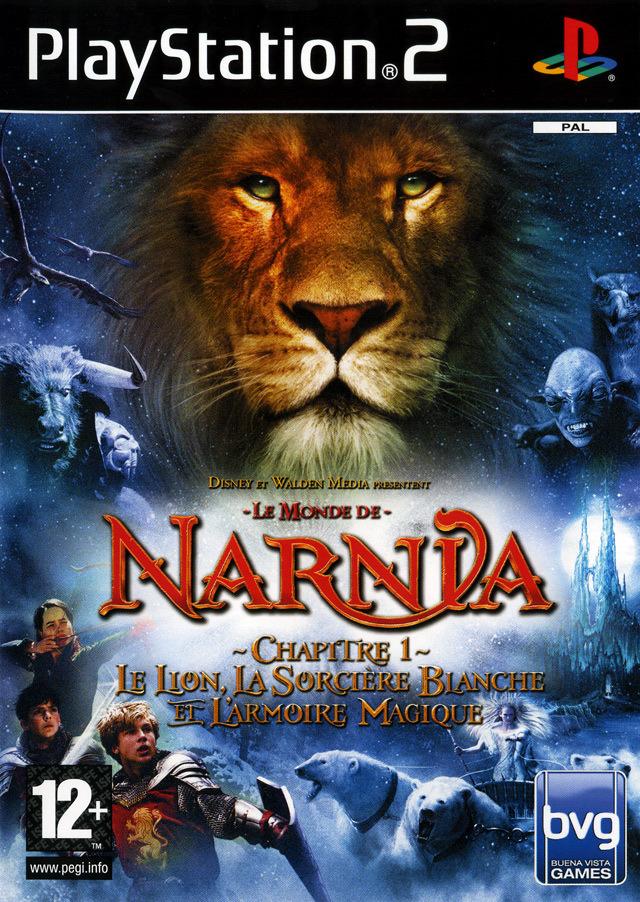 Le Monde De Narnia Films : monde, narnia, films, Monde, Narnia, Chapitre, Lion,, Sorcière, Blanche, L'Armoire, Magique, PlayStation, Jeuxvideo.com