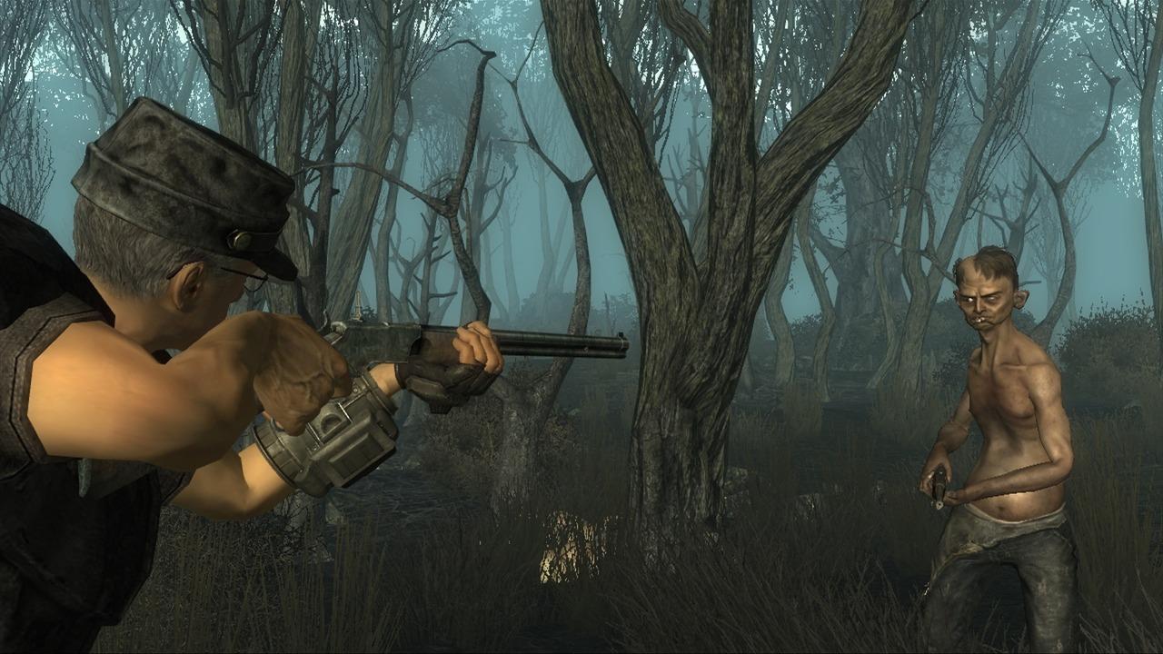 E3 2009 Images De Fallout 3 Point Lookout Actualits