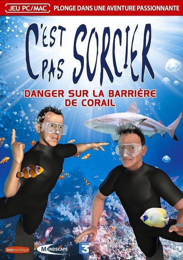 C Est Pas Du Jeu : C'est, Sorcier, Danger, Barrière, Corail, Jeuxvideo.com